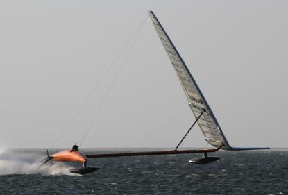 syrocco et l'aile d'eau SR2